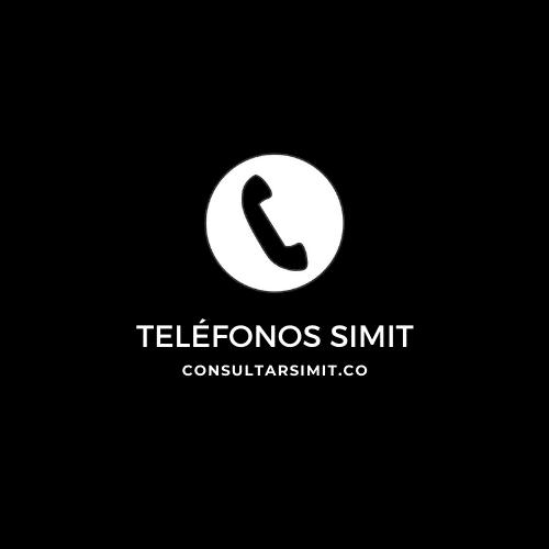 listado de telefonos del simit